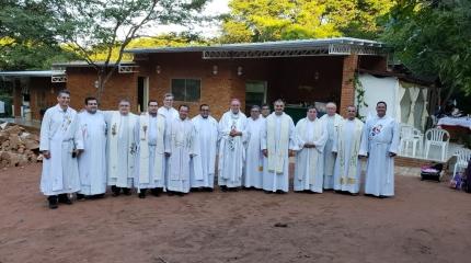 Feliz año nuevo desde Paraguay!