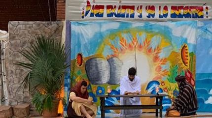 Recital de Pascua en Paraguay