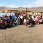 Peru: bijeenkomst voor ouders en kinderen