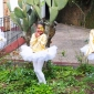 De ballerina's van het Cenakel in Guadalupe!