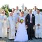 Huwelijksfeest in Saluzzo!